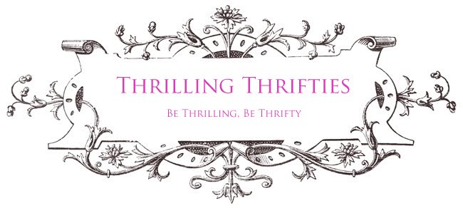 Thrilling Thrifties