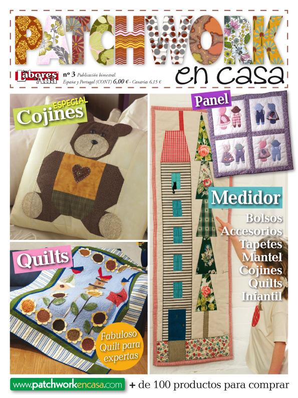 Patchwork en casa patchwork with love sorteo y nueva - Patchwork en casa ...