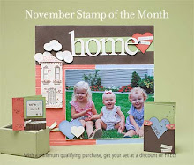 November's Stamp of the Month