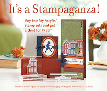 It's STAMPAGANZA in November!