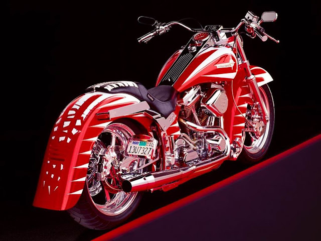 More Affordable Than Harley Davidson Motorcycles