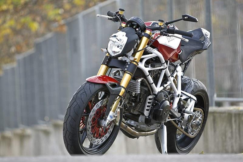 Modification Radical Ducati RAD02 title=