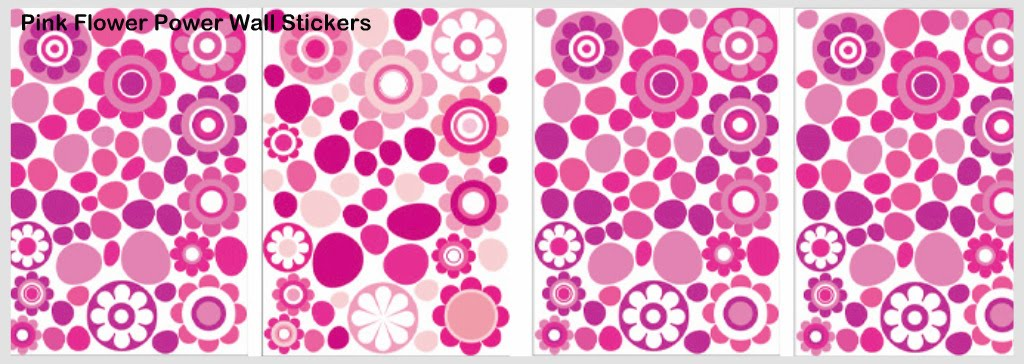 Top Flower Stickers and Decals 1024 x 364 · 108 kB · jpeg