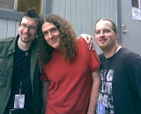 my brother and Weird Al