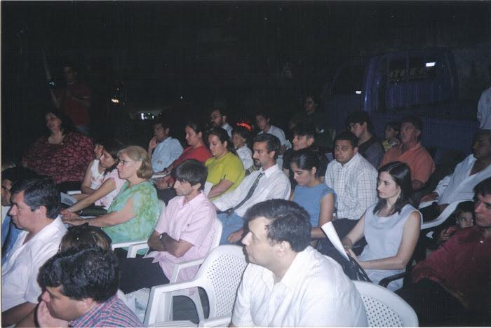 Compañeros de la Escuela de Formación Politíca,Partido Justicialista.