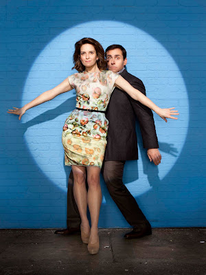 Steve Carell and Tina Fey in Date Night