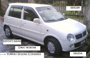 Kancil sewa di Kuching