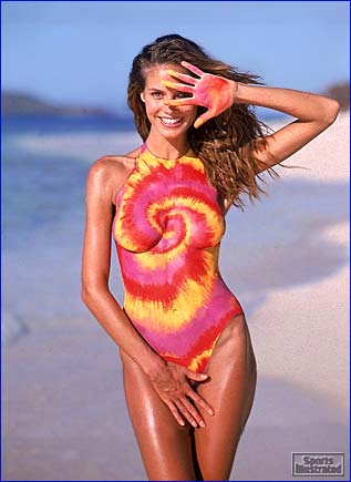 Body Painting Clothing