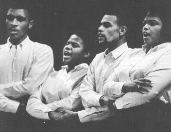 SNCC Freedom Singers