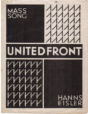 'Song of the United Front''