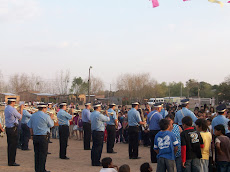 La Banda de Música de la Policía del Chaco realzó nuestro gran festejo!!