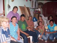 Esta son las personas que dan su tiempo personal y humano por cientos de niños