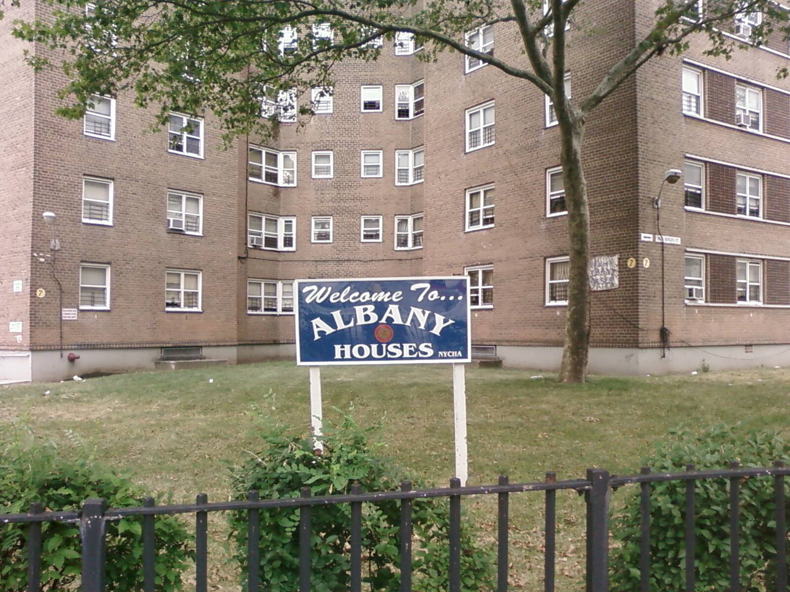 Albany houses projects