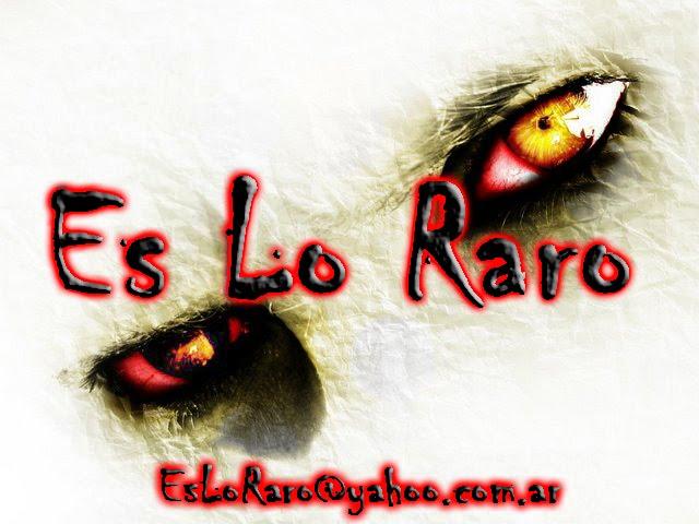 Es Lo Raro Blog