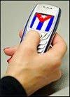 Recarguele el movil a un opositor cubano
