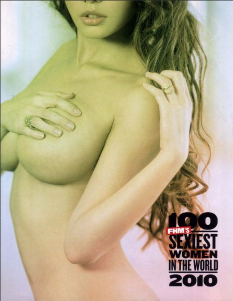 FHM Top 100 Sexiest Women In The World 2010 PDF eBook