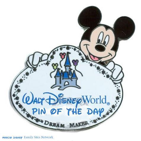 The Disney Pin of the Day