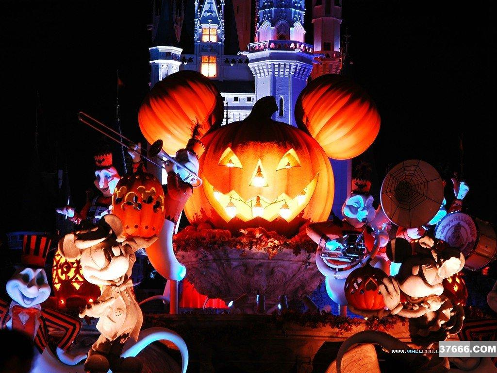 Disney world halloween pictures