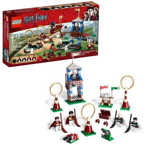 harry potter castle lego. Harry Potter and Quidditch!