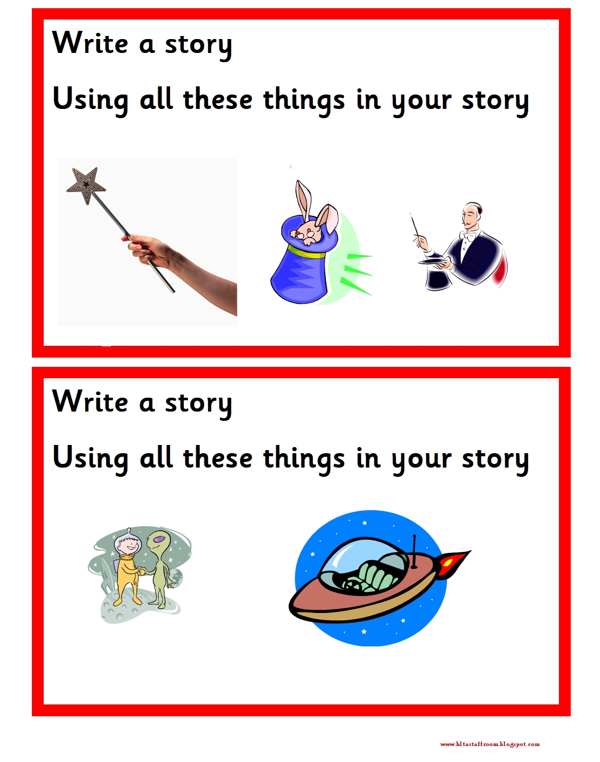 creative writing ideas ks1 Story starters and prompts teaching resources for key stage 1 - year 1, year 2 created for teachers, by teachers  brilliant for creative writing activities, mix .