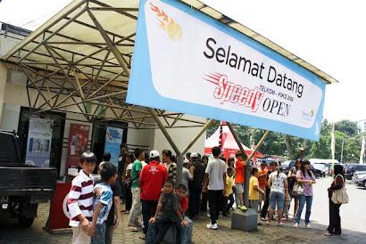 Dokumentasi Telkom Fiks - Speedy Open 2009