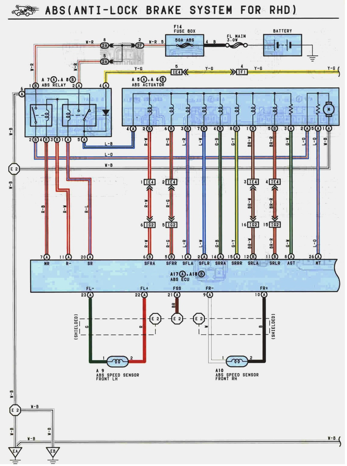 optronics 40 4 pin relay wiring diagram