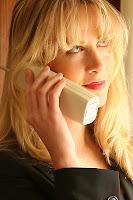 woman calling man