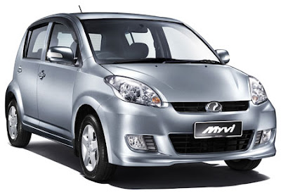 New Perodua Myvi Wallpaper 1