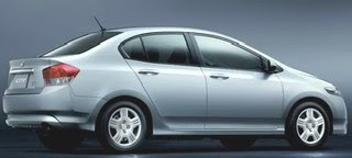 Honda City 2009 Wallpaper India 2