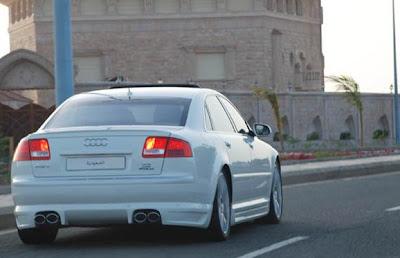 Audi A8 2008 Wallpaper 2