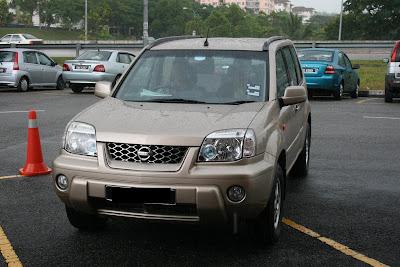 Nissan Xtrail 4WD