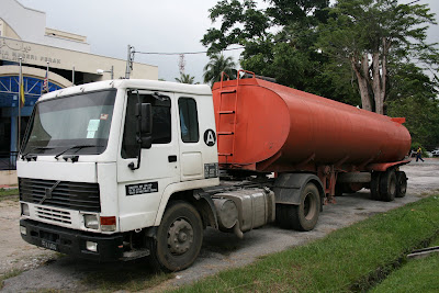 Rubber Liquid Tanker