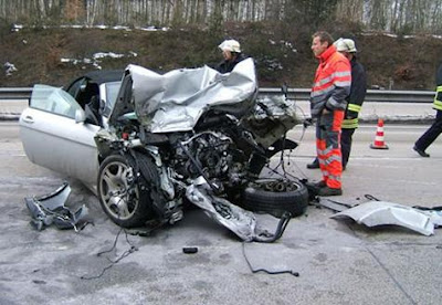 Crash BMW