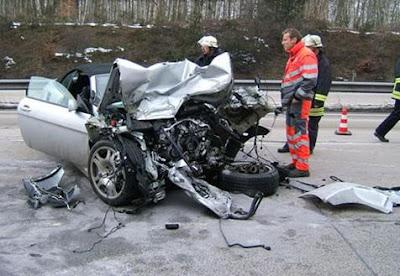 Crash BMW