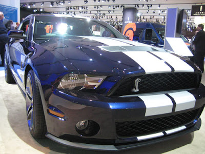 Mustang Shelby GT500 Coupe 2010