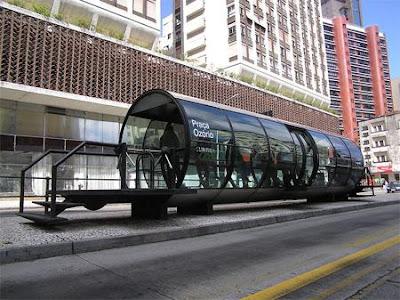 creative bus stops