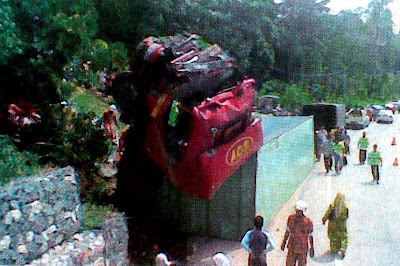 Pahang Accident