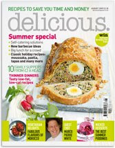 Now featured on the Delicious magazine website