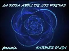 """PREMIO """"LA ROSA AZUL DE LOS POETAS"""""""