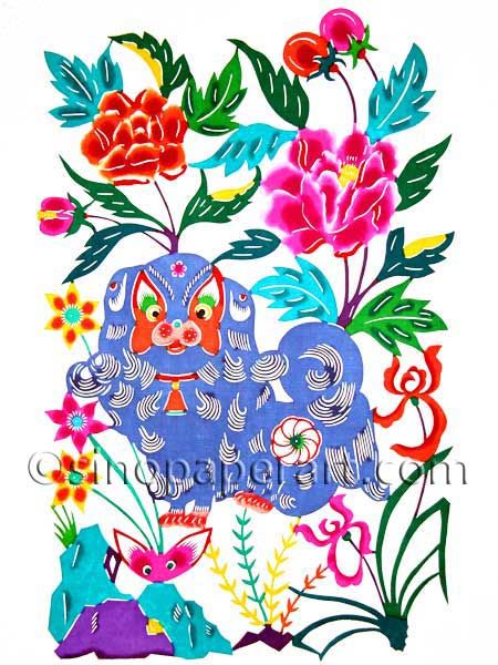 Year Long Calendar : 我们一起学中文 生肖 chinese zodiac