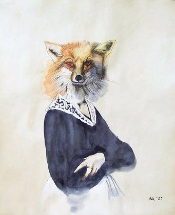 [ART'foxylady'AjaAlbertson]