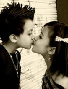 Dicas para beijar a primeira vez