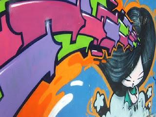 Fotos de arte em grafite