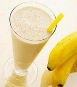 Como fazer uma vitamina de banana