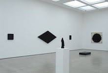CONTEMPORARY ART 'Dark Matters', White Cube, installation shot by DAMIEN HIRST