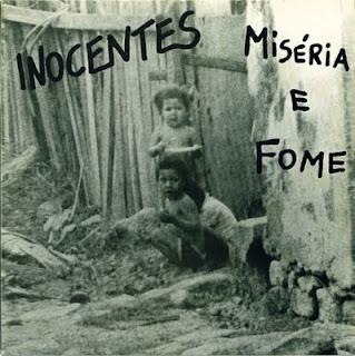 capa disco vinil banda punk Inocentes - 1983