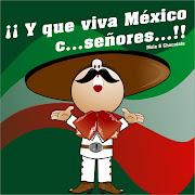 Este año se festejó el doscientos aniversario de la independencia de México
