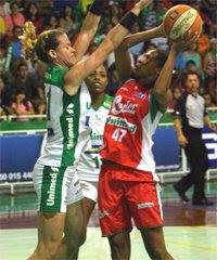Final do Nacional feminino / Foto: CBB