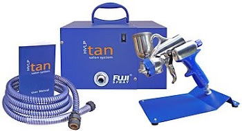 FUJI Spray tan system