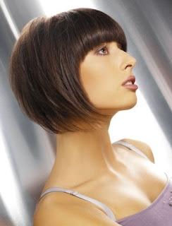model+rambut+pendek+perempuan+5 Gaya Model Potongan Rambut Wanita 2013